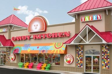 Darbo pasiūlymas merginoms Candy Kitchen Rehoboth Beach, Delaware