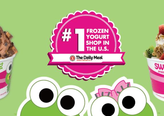 Šaldyto jogurto krautuvėlė Sweet Frog  skelbia atrankas studentams