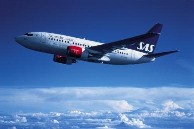 Akcija SAS skrydžiams iš Vilniaus bei Palangos