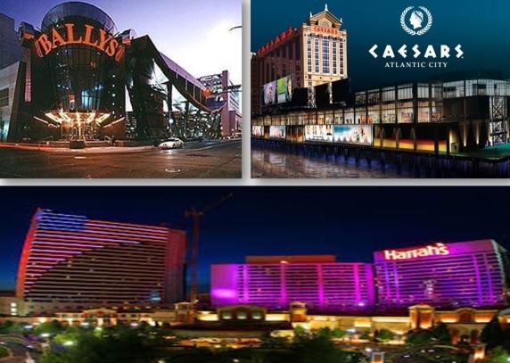Skelbiamos atrankos į kazino viešbučius Atlantic City, NJ