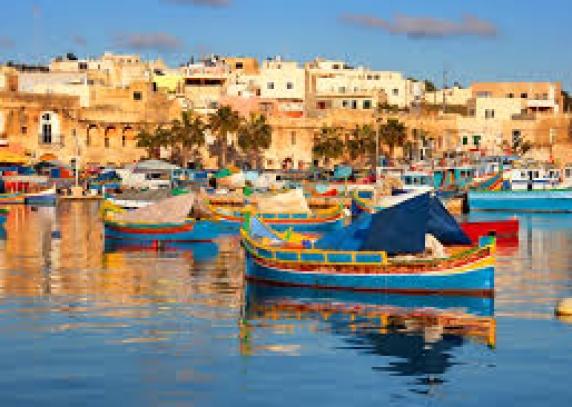Work and travel / internship Malta pavasario/vasaros sezono pasiūlymai